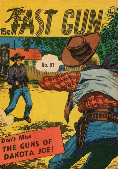 Cover for The Fast Gun (Yaffa / Page, 1967 ? series) #51