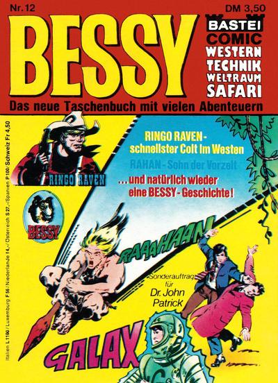 Cover for Bessy (Bastei Verlag, 1973 series) #12