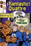 Cover for I Fantastici Quattro (Editoriale Corno, 1971 series) #41