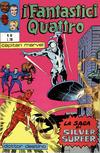 Cover for I Fantastici Quattro (Editoriale Corno, 1971 series) #46