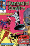 Cover for I Fantastici Quattro (Editoriale Corno, 1971 series) #46