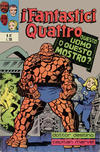 Cover for I Fantastici Quattro (Editoriale Corno, 1971 series) #47