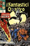 Cover for I Fantastici Quattro (Editoriale Corno, 1971 series) #48