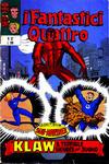 Cover for I Fantastici Quattro (Editoriale Corno, 1971 series) #52