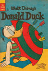 Cover for Walt Disney's Donald Duck (W. G. Publications; Wogan Publications, 1954 series) #7