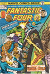 Cover for Fantastic Four (Marvel, 1961 series) #167 [National Bookstore Variant]