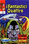 Cover for I Fantastici Quattro (Editoriale Corno, 1971 series) #54
