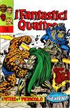Cover for I Fantastici Quattro (Editoriale Corno, 1971 series) #57