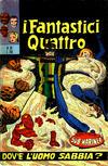 Cover for I Fantastici Quattro (Editoriale Corno, 1971 series) #58
