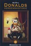 Cover for Donalds verdenshistorie (Hjemmet / Egmont, 2011 series) #6 - Moderne tid