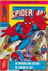 Cover for De spectaculaire Spider-Man [De spektakulaire Spiderman] (Juniorpress, 1979 series) #4
