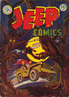 Cover for Jeep Comics (Superior Publishers Limited, 1946 ? series) #1