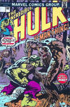 Cover for The Incredible Hulk (Marvel, 1968 series) #197 [National Bookstore Variant]
