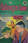 Cover for Falling in Love Romances (K. G. Murray, 1958 series) #65