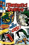 Cover for I Fantastici Quattro (Editoriale Corno, 1971 series) #69