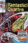 Cover for I Fantastici Quattro (Editoriale Corno, 1971 series) #71