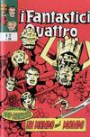 Cover for I Fantastici Quattro (Editoriale Corno, 1971 series) #72