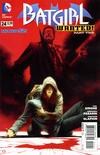 Cover for Batgirl (DC, 2011 series) #24