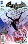 Cover for Batman: Arkham Unhinged (DC, 2012 series) #19