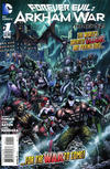 Cover for Forever Evil: Arkham War (DC, 2013 series) #1