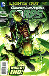 Cover for Green Lantern Corps (DC, 2011 series) #24 [Direct Sales]