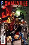 Cover for Smallville Season 11 (DC, 2012 series) #18