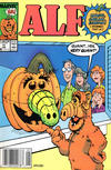 Cover for ALF (Marvel, 1988 series) #11 [Newsstand Edition]