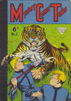 Cover for Mystery Comic Tales (L. Miller & Son, 1952 series) #2