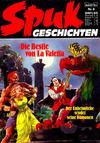 Cover for Spuk Geschichten (Bastei Verlag, 1978 series) #8