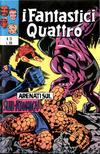 Cover for I Fantastici Quattro (Editoriale Corno, 1971 series) #73