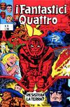 Cover for I Fantastici Quattro (Editoriale Corno, 1971 series) #74