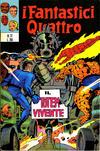 Cover for I Fantastici Quattro (Editoriale Corno, 1971 series) #77