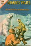 Cover for Grandes Viajes (Editorial Novaro, 1963 series) #56 [Versión Española]
