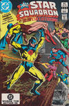 Cover for All-Star Squadron (DC, 1981 series) #21 [Direct]