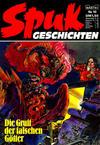 Cover for Spuk Geschichten (Bastei Verlag, 1978 series) #10
