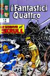Cover for I Fantastici Quattro (Editoriale Corno, 1971 series) #88