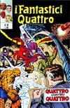 Cover for I Fantastici Quattro (Editoriale Corno, 1971 series) #92