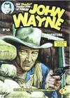 Cover for John Wayne Adventure Comics (World Distributors, 1950 ? series) #56