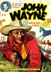 Cover for John Wayne Adventure Comics (World Distributors, 1950 ? series) #54