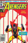 Cover Thumbnail for The Avengers (1963 series) #224 [Newsstand Edition]