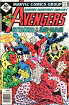 Cover Thumbnail for The Avengers (1963 series) #161 [Whitman Edition]