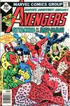 Cover Thumbnail for The Avengers (1963 series) #161 [Whitman]
