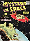 Cover for Mystery in Space (Thorpe & Porter, 1958 ? series) #6
