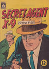 Cover for Secret Agent X9 (Yaffa / Page, 1963 series) #24