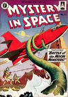 Cover for Mystery in Space (Thorpe & Porter, 1958 ? series) #11