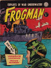 Cover for Frogman (Horwitz, 1957 series) #3