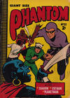 Cover for Giant Size Comic With the Phantom (Frew Publications, 1957 series) #22
