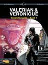 Cover for Valerian & Veronique Gesamtausgabe (Carlsen Comics [DE], 2010 series) #4