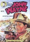 Cover for John Wayne Adventure Comics (World Distributors, 1950 ? series) #37