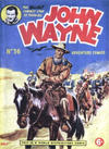 Cover for John Wayne Adventure Comics (World Distributors, 1950 ? series) #36